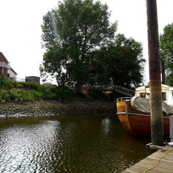 Hafen-Anleger
